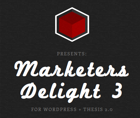 Giveaway : Thesis 2.0 Framework + Marketers Delight 3 Kolakube Skin
