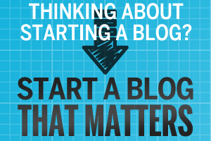 5 Things To Keep In Mind Before You Start Your Own Blog