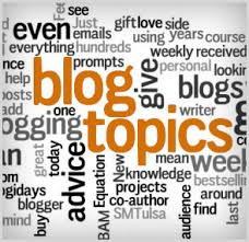 How To Come Up with Good Blog Topics