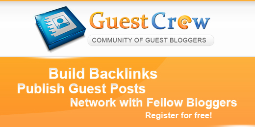 $500 Guest Posting Contest By Guest Crew