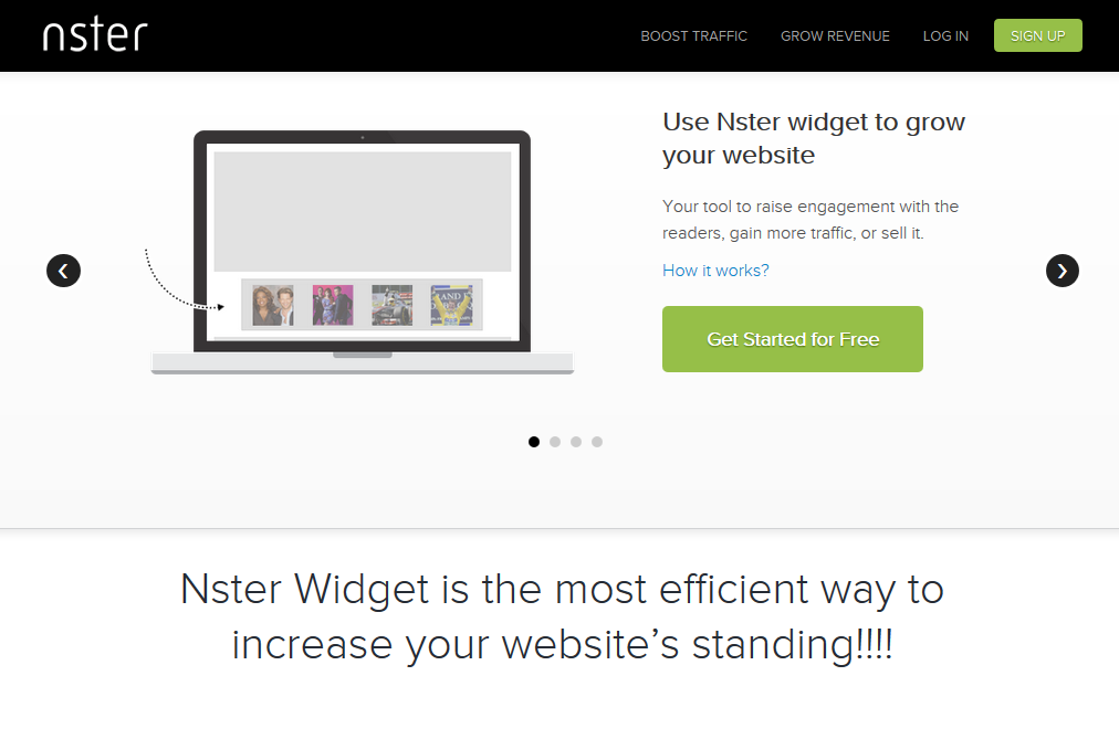 Get Your Content Discovered with Nster