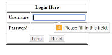 jsp login page with mysql