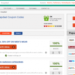 Zoutons – An Online Marketplace Of Discount Coupons