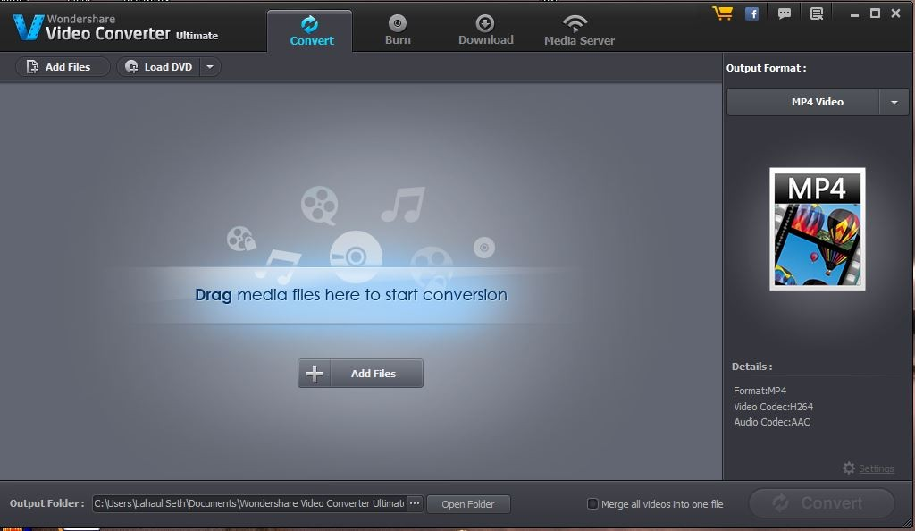 Review : Wondershare Video Converter Ultimate - Lion Blogger