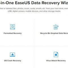 Review : EaseUS Data Recovery Wizard Professional